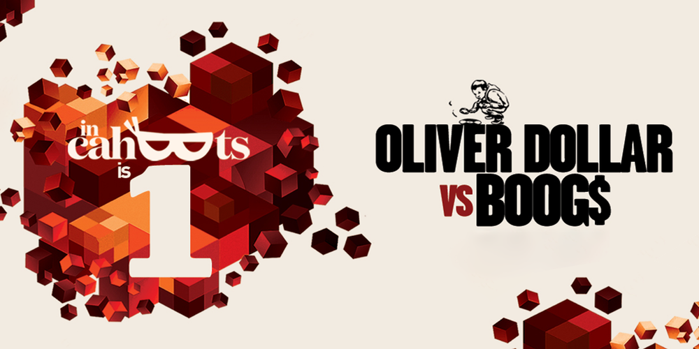 download → Oliver Dollar Vs Boog$ - Live at In Cahoots 1st Birthday (Australia) - 03-Jan-2016