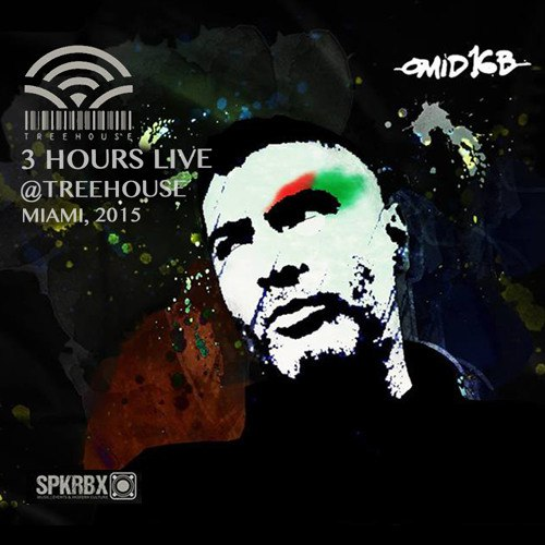 download → Omid 16B - Live at TREEHOUSE, Miami - 01-Aug-2015