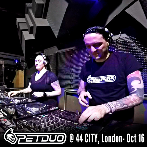 download → PETDuo - Live at 44 City (London) - 15-Oct-2016
