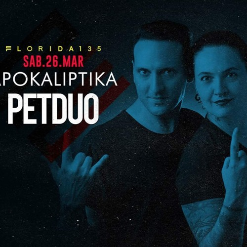 download → PETDuo - live at Apokaliptika (club Florida 135, USA) - 26-Mar-2016