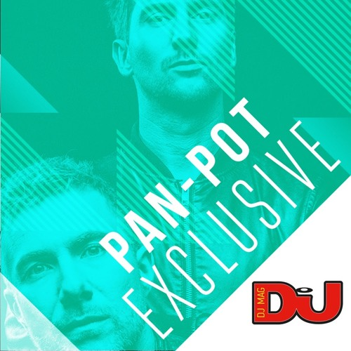 download → Pan-Pot - Exclusive Mix for DJ Mag - 13-Jan-2016
