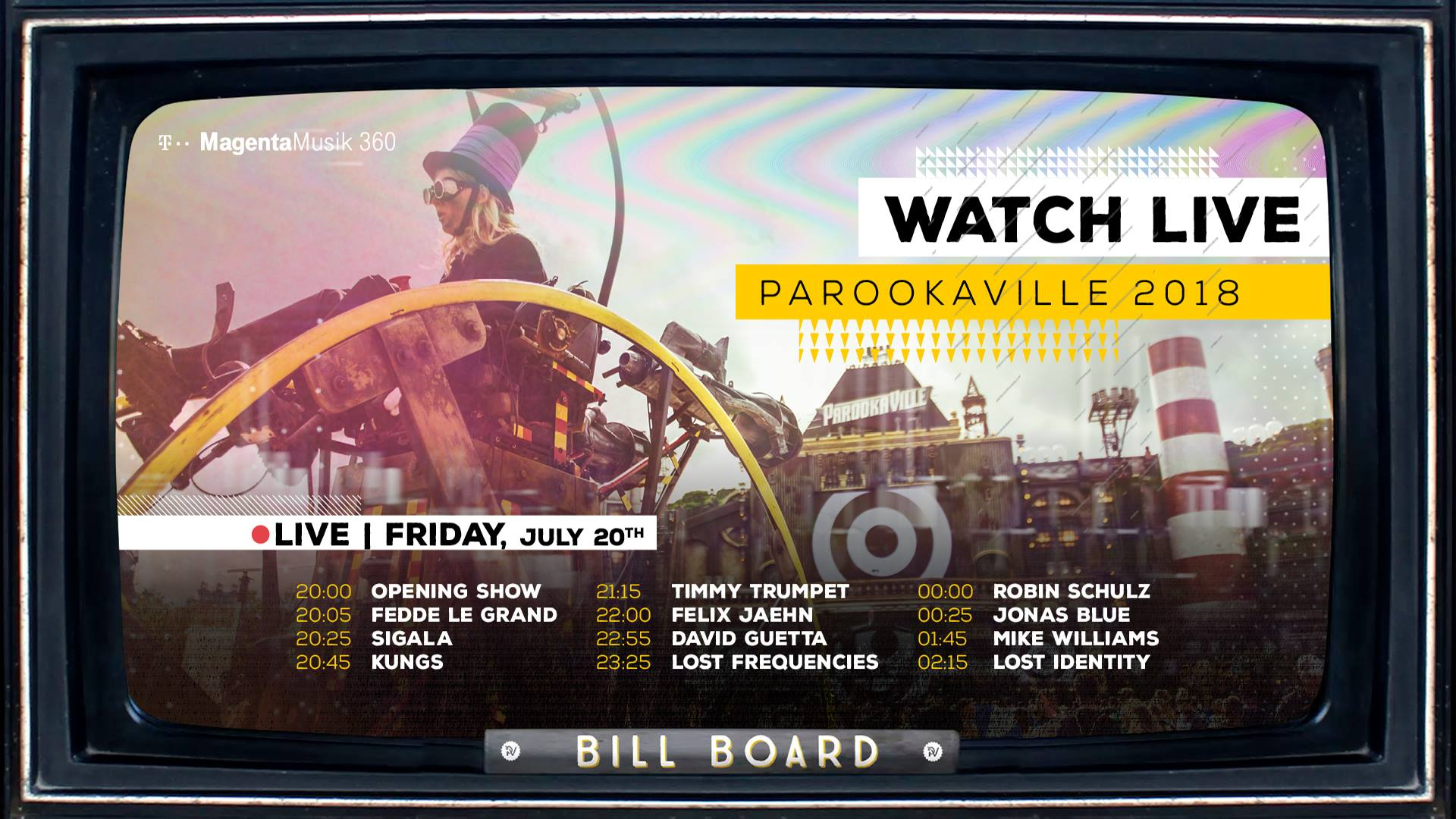 download → Armin Van Buuren, Carnage, David Guetta, Fedde Le Grand, Galantis, Jauz, KSHMR, Steve Aoki, etc - live at Parookaville 2018 (Germany) - July 2018