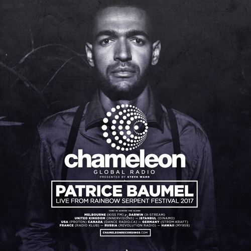 download → Patrice Baumel - live at Rainbow Serpent Festival 2017 (Australia) - January 2017