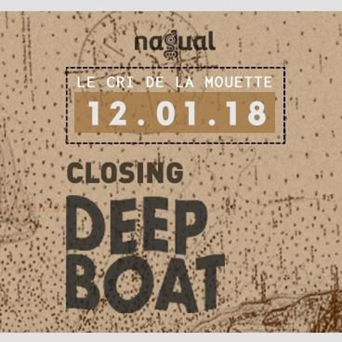 download → Paul Hazendonk - live at Deep Boat Closing party (Toulouse France) - 12-Jan-2018