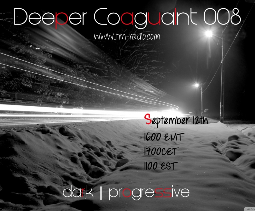 download → Paul Ross - Deeper Coagulant 008 on TM Radio - 12-Sep-2015
