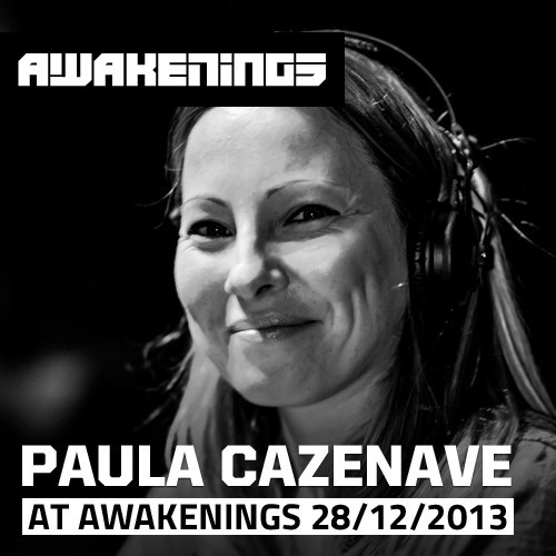 download → Paula Cazenave - Awakenings Female Hard Techno Special - 28-Dec-2013