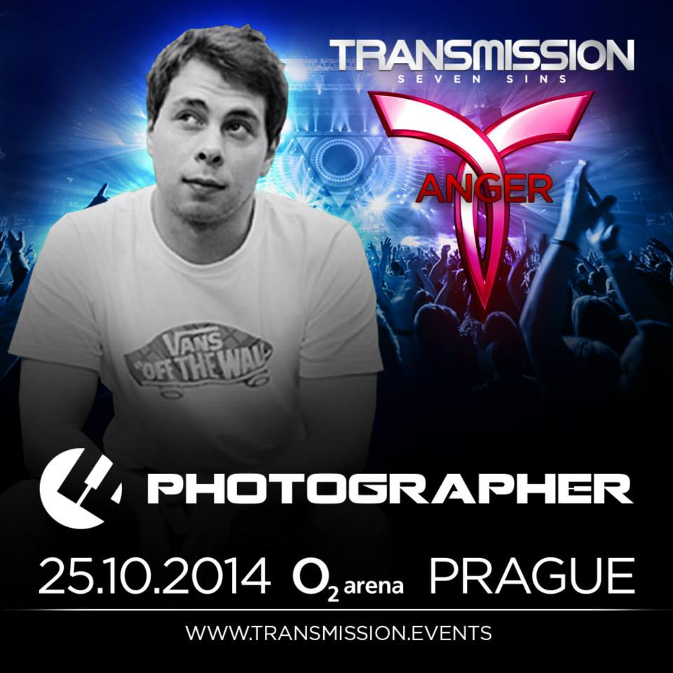 download → Photographer - Live at Transmission Seven Sins, Prague - 25-Oct-2014