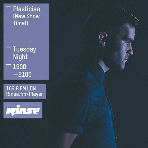 download → Plastician - Rinse FM Podcast - 01-Mar-2016