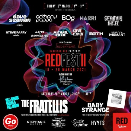 download → Anthony Pappa - Live @ Red Fest II - 19-Mar-2021