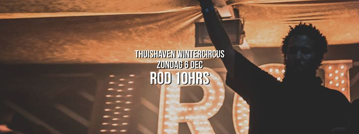 download → ROD - live at Thuishaven (Amsterdam) - 06-Dec-2015