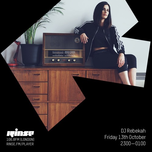 download → Rebekah - Promo Set on Rinse.FM - 13-Oct-2017