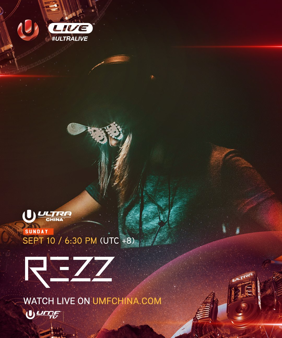 download → Rezz - live at Ultra Music Festival 2017 (China) - 10-Sep-2017