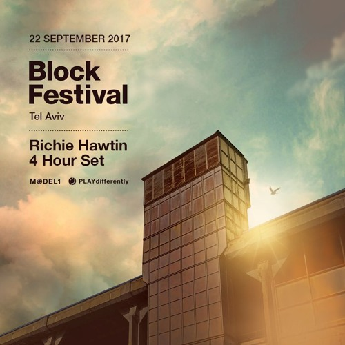 download → Richie Hawtin - live at Block Festival 2017, The Block, Tel Aviv - 21-Sep-2017