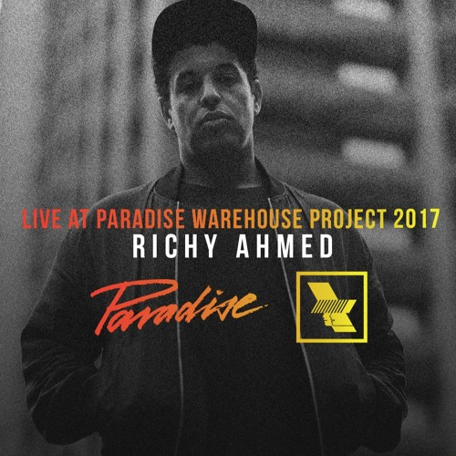 download → Richy Ahmed - Live at Paradise Warehouse Project - 2017