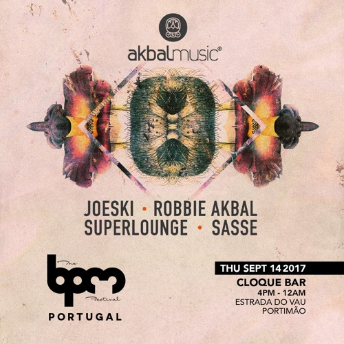 download → Robbie Akbal - live at BPM Festival Portugal 2017 - September 2017