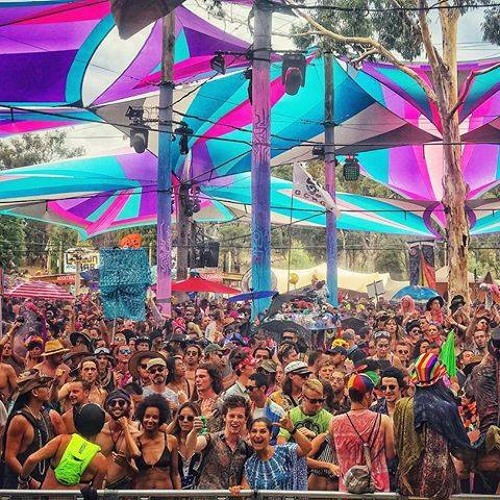 Robert Babicz - live at Rainbow Serpent Festival (Market stage) - 29-Jan-2018
