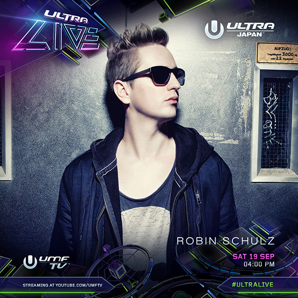 download → Robin Schulz - live at Ultra Music Festival 2015 Japan (Main Stage) - 19-Sep-2015
