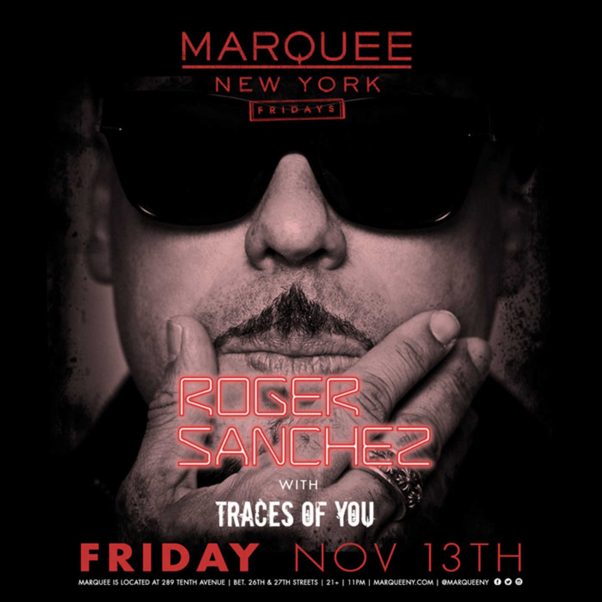 download → Roger Sanchez - Release Yourself 738 (including Live at Marquee, New York) - 08-Dec-2015