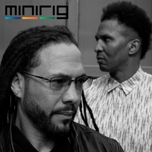 download → Roni Size and DJ Krust - Minirig Mixtape promo - July 2016
