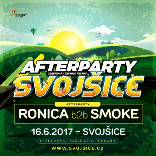 download → Ronica b2b Smoke - live at Svojsice 2017 Official Afterparty (Czech Republic) - 16-Jun-2017