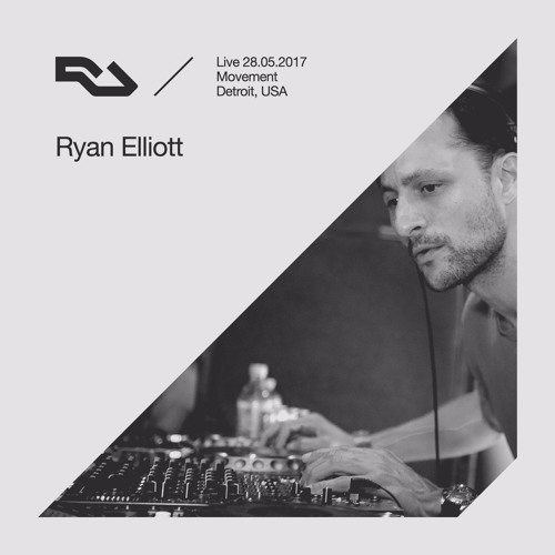 download → Ryan Elliott - live at The RA Underground Stage, Movement (Detroit) - 28-May-2017