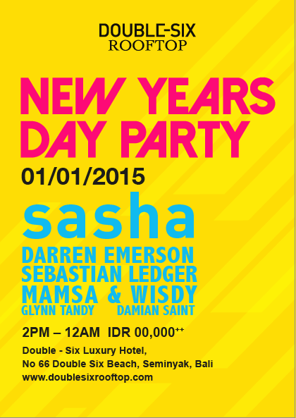 download → Sasha - UMF Radio #299 - Live at Double Six Rooftop, Bali 01/01/2015 - 01-Jan-2015