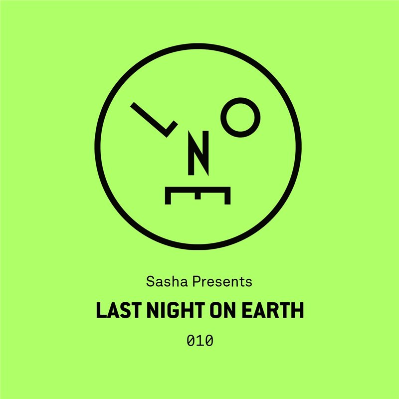 Sasha - Last Night On Earth 010 [2hour] (Live @ Framework Presents Sasha, Sound Nightclub, Los Angeles 2016-02-05) - 22-Feb-2016