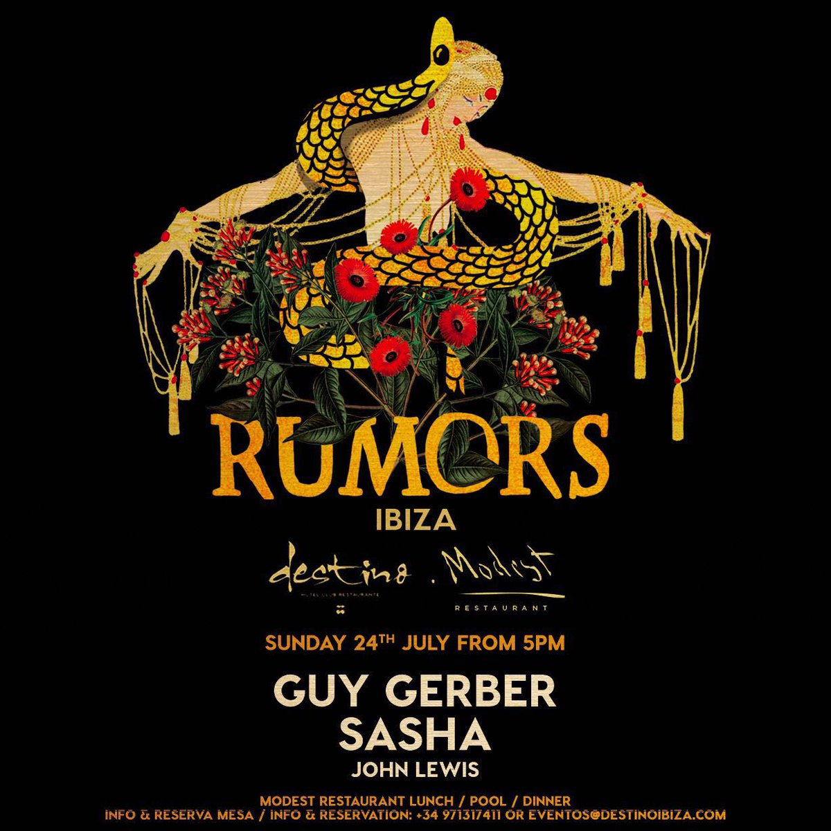 download → Sasha - live at Rumours (Destino, Ibiza) - 24-Jul-2016