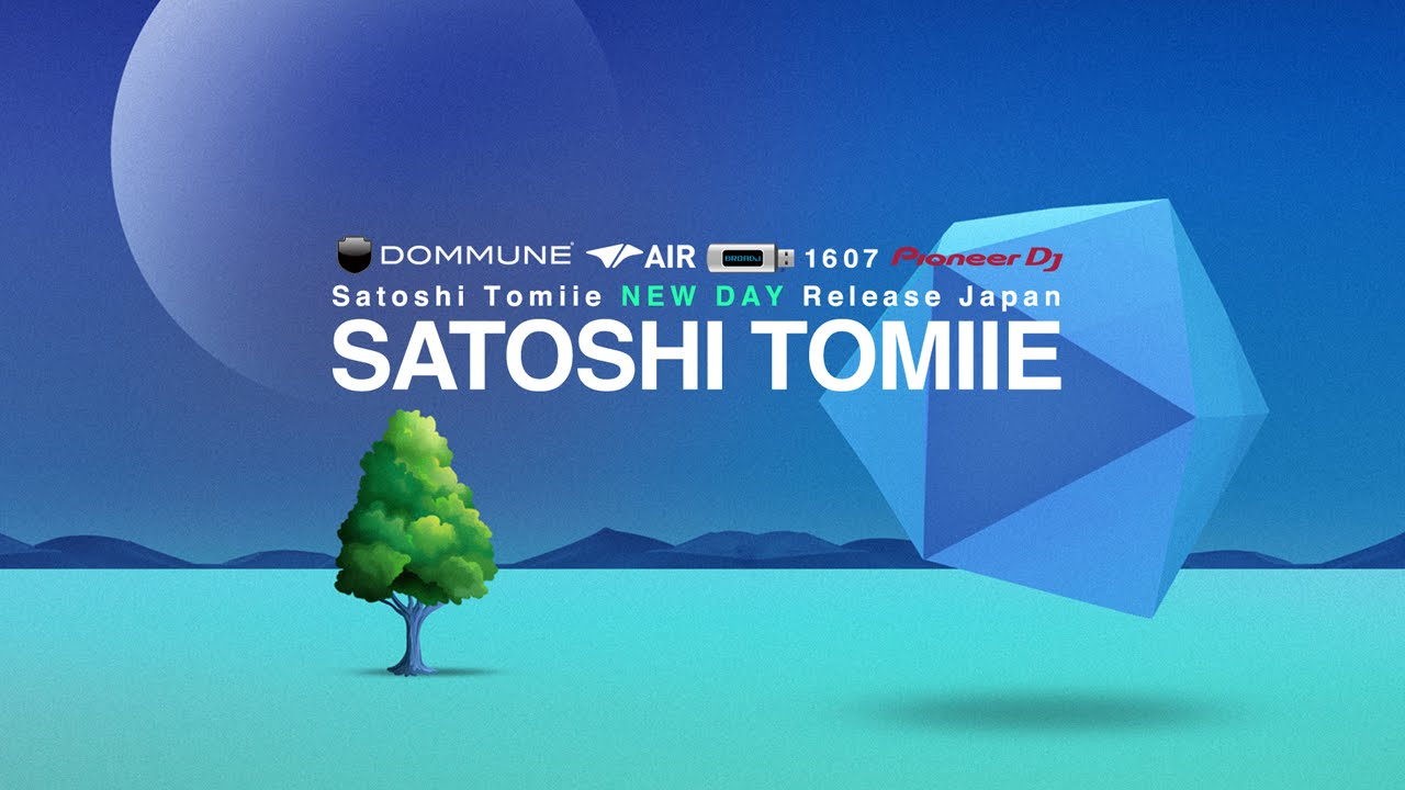 download → Satoshi Tommie - live at New Day release party, Dommune (Tokyo) - 26-May-2015