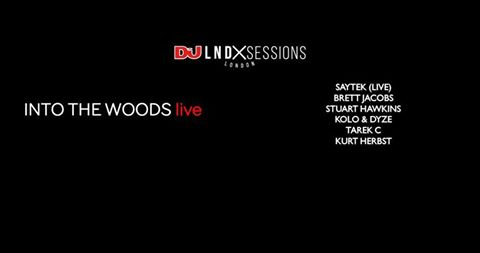 download → Saytek, Brett Jacobs, Stuart Hawkins - live at Into The Woods x DJ Mag, ADE 2015 - 16-Oct-2015
