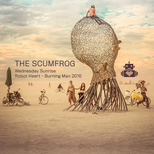download → Scumfrog - live at Robot Heart (Burning Man 2016) - August 2016
