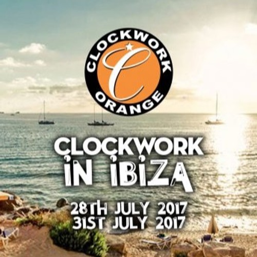 download → Seb Fontaine - Clockwork Orange Beach Mix - August 2017