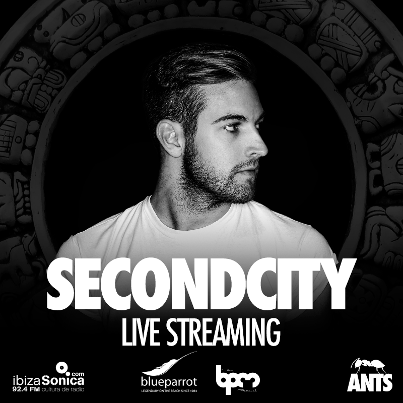 download → Secondcity - live at ANTS, Blue Parrot (THE BPM 2017, Mexico) - 07-Jan-2017