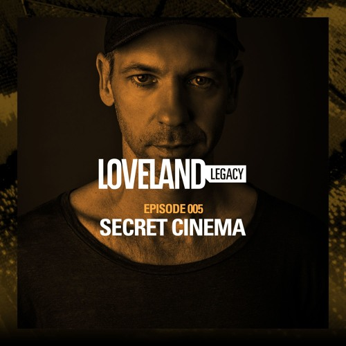 download → Secret Cinema - live at Loveland Festival 2015, Amsterdam - 2015