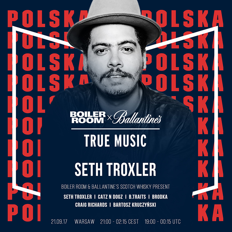 download → Seth Troxler, Catz N Dogz, B Traits, Craig Richards, Brodka, Bartosz Kruczynski - Boiler Room x Ballatines True Music Poland - 720p HD - 21-Sep-2017