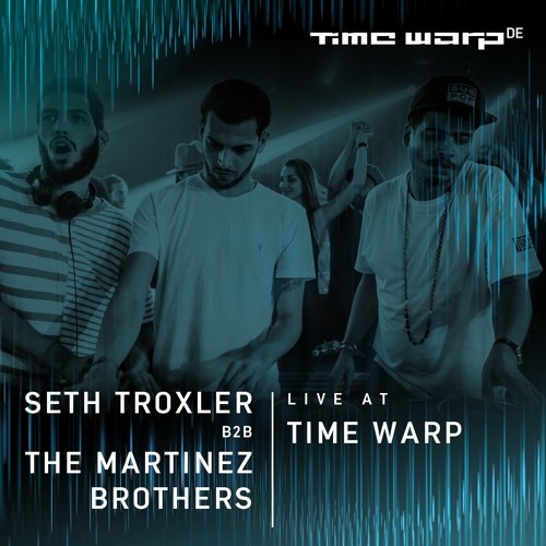 download → Seth Troxler b2b The Martinez Brothers - live at Time Warp Mannheim 2015 - April 2015