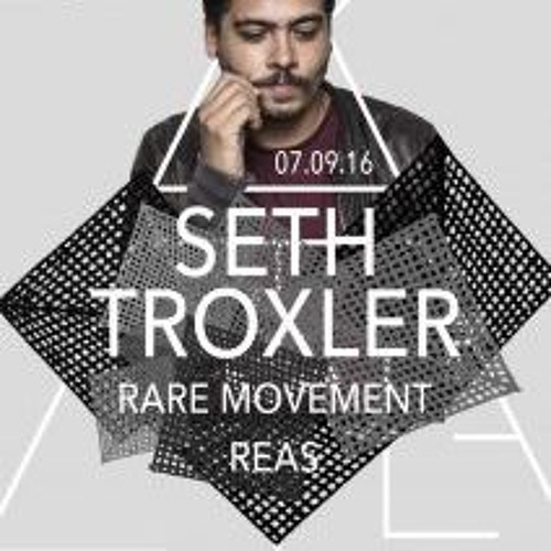 download → Seth Troxler - live at Secret Society (Palladium, Geneva) - 07-Sep-2016