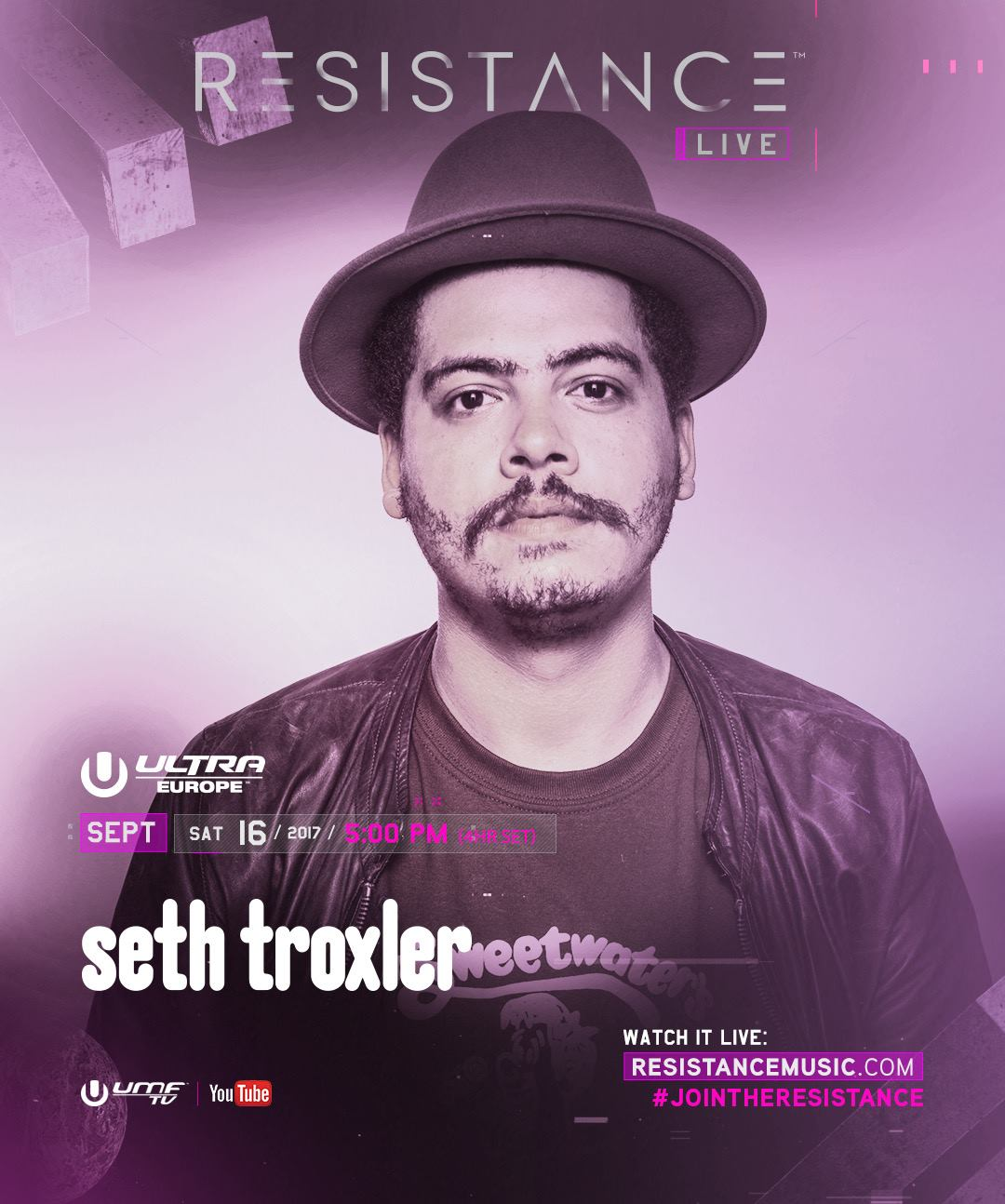 download → Seth Troxler - live at Ultra Music Festival 2017 (Japan) - 16-Sep-2017