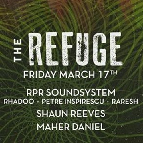 download → Shaun Reeves & Maher Daniel - live at The Refuge - 17-Mar-2017