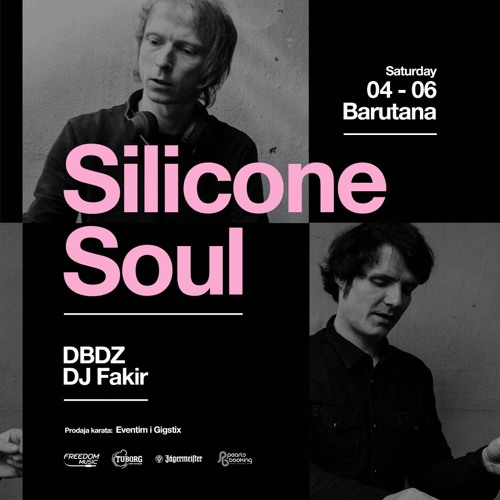 download → Silicone Soul - live at Barutana (Belgrade) - 04-Jun-2016