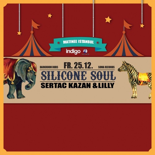 download → Silicone Soul - live at Indigo, Istanbul - 25-Dec-2015