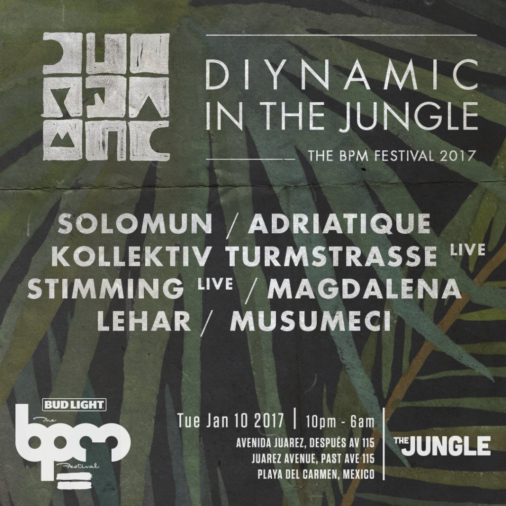 download → Magdalena - live at Diynamic In The Jungle, Palapa Kinha (THE BPM 2017, Mexico) - 10-Jan-2017