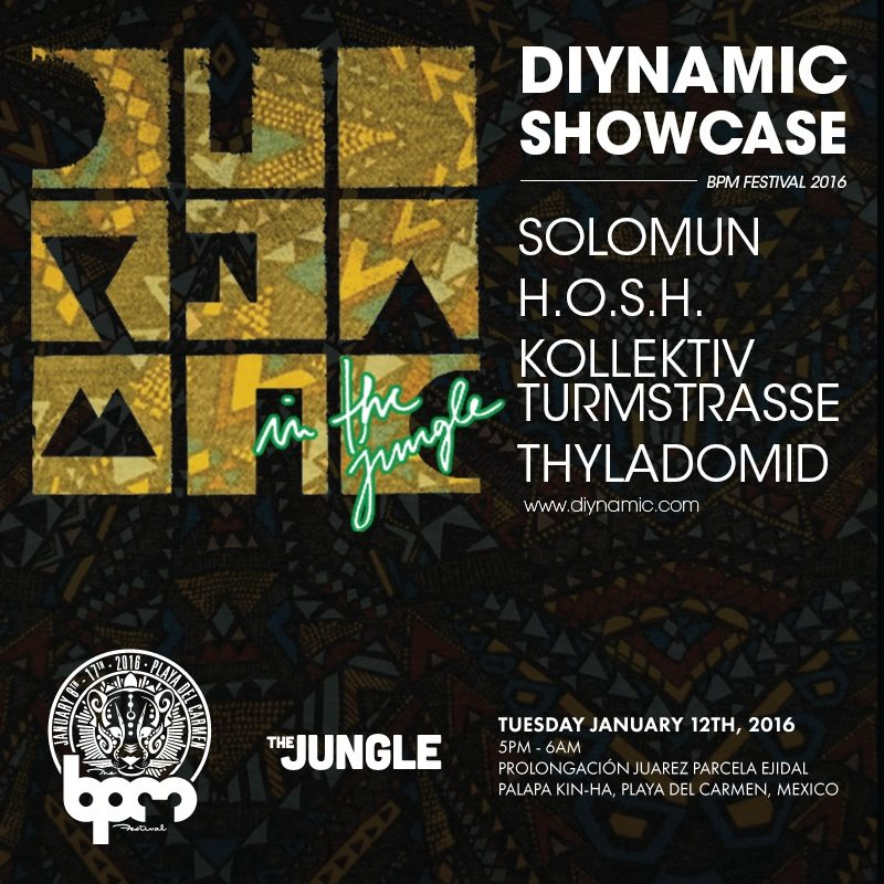 download → Thyladomid - live at Diynamic In The Jungle, Palapa Kinha (The BPM 2016, Mexico) - 13-Jan-2016