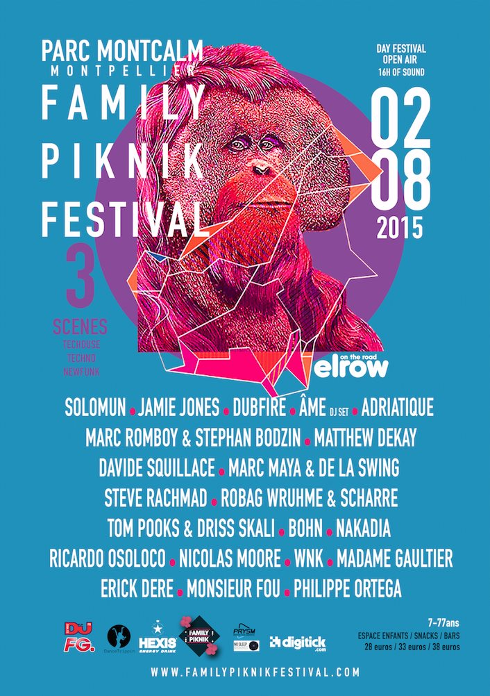 download → Solomun b2b Adriatique - live at Family Piknik 2015, France (Hexis Stage) - 02-Aug-2015