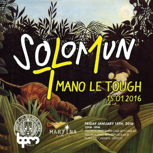 download → Solomun - live at Solomun+1, Martina Beach (The BPM 2016, Mexico) - 15-Jan-2016