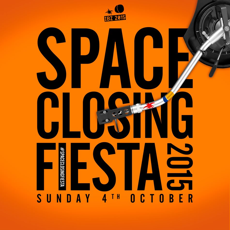 download → sets from Space Closing Fiesta 2015, Open Air Stage, Space, Ibiza - 04-Oct-2015
