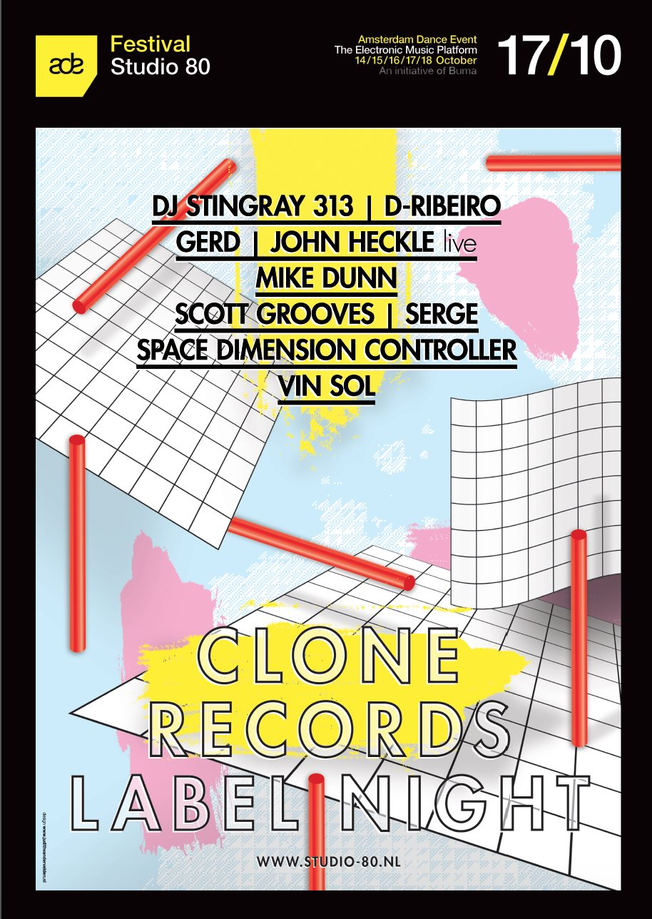 download → Space Dimension Controller - live at Clone Label Night, ADE 2015 (Studio 80, Amsterdam) - 17-Oct-2015