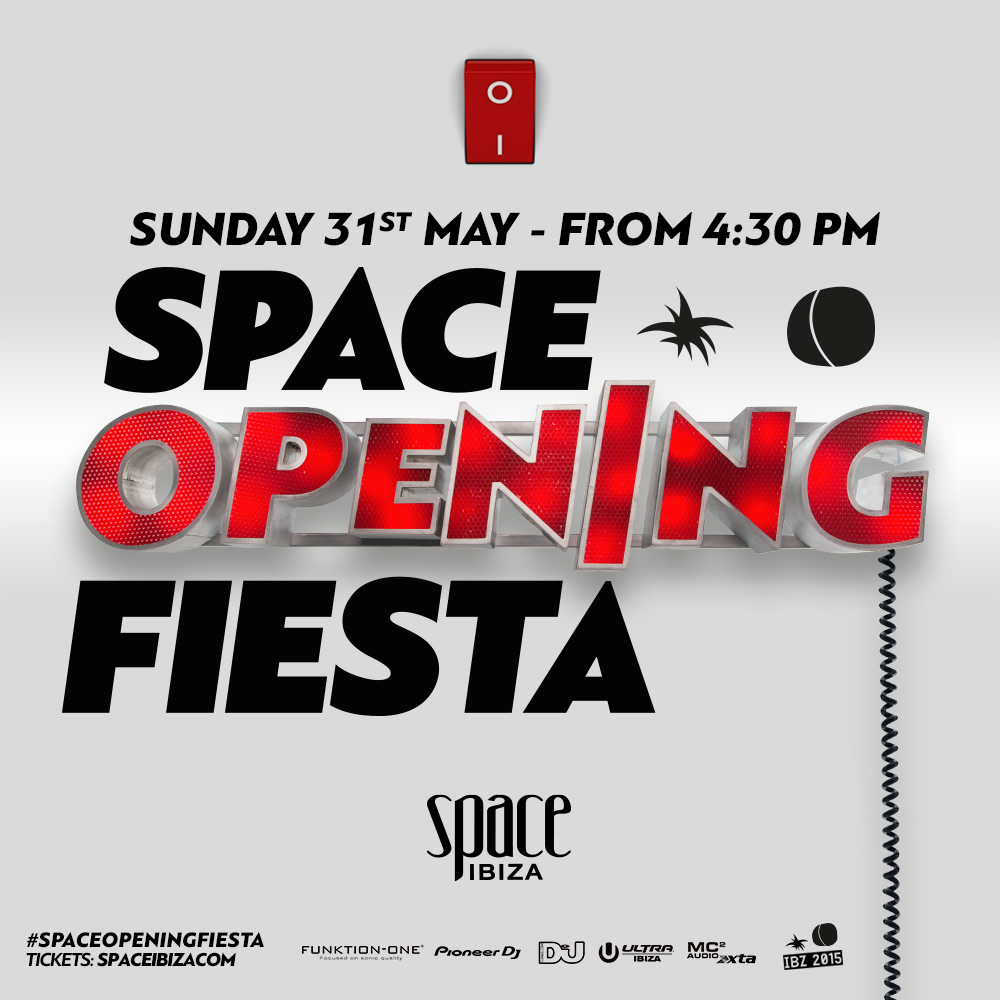 download → Space Opening Fiesta 2015, Club Space, Ibiza - 31-May-2015