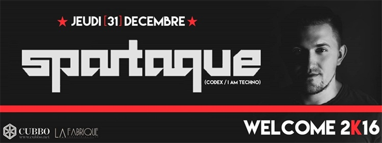 download → Spartaque - live at La Fabrique, France (Dirty Minds Podcast 015) - 31-Dec-2015