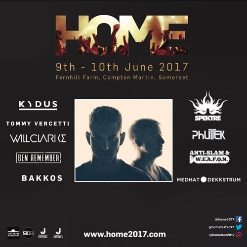 download → Spektre - live at Home Festival 2017 (Somerset) - 09-Jun-2017